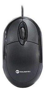 Mouse USB 1000DPI Preto Opetico GT Goldentec
