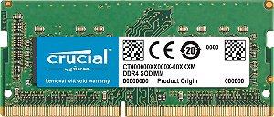 Memoria Notebook DDR4 8GB 2400MHz Crucial