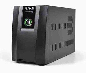 NoBreak UPS 1200VA c/1 Bateria 12V Entrada BIVOLT/Saída Selecionável 115V 220V TSSHARA