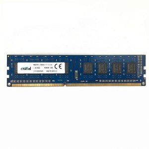 Memoria DDR3 4GB 1600MHz Crucial