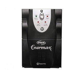 Estabilizador Enermax Armazen Laser 3200va Entrada Bivolt/Saida 115v