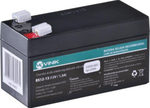 Bateria Selada 12V 1,3A VRLA Vinik