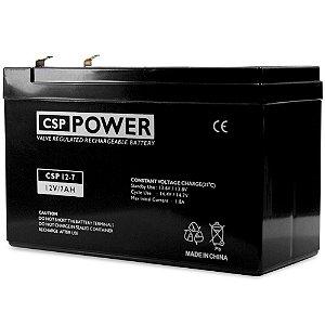 Bateria Selada VRLA 12V 7AH CSPOWER
