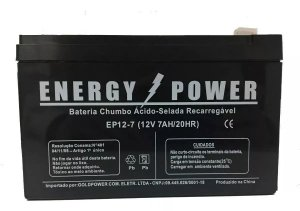 Bateria 12V 7Ah ENERGY POWER