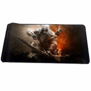 Mouse PAD Gamer Assassino 700x350mm MP-7035C Exbom