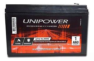 Bateria 12V 7Ah VRLA UNIPOWER
