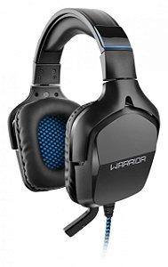 Headset Gamer Warrior PH158 Multilaser