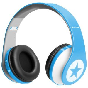 Fone MP3 Radical Beat HP902 Azul 46540 Fortrek