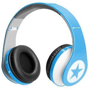Fone MP3 Radical Beat HP902 Azul 46540 Fortrek