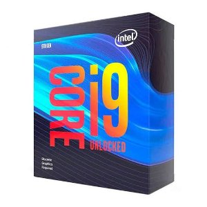 Processador Intel Core I9 9900KF 3.6GHz OCTA-CORE (5GHZ TURBO) 16MB CACHE LGA1151
