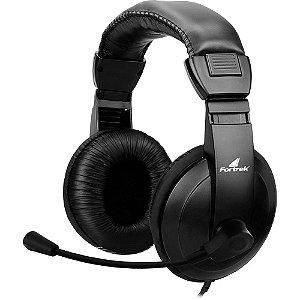 Headset Multimídia P2 Preto HSL102 Fortrek