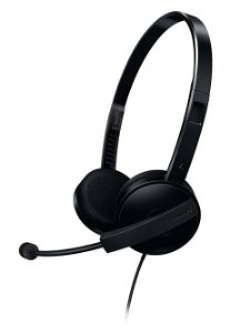 Headset Multimídia Preto SHM3550 Philips
