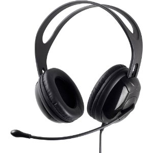 Headset Gamer P2 Preto MYMAX