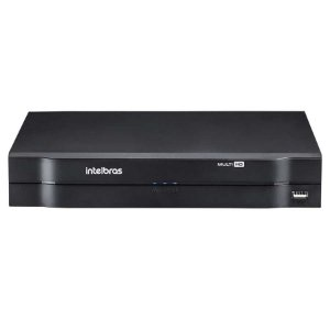 DVR 8CH Multi HD MHDX 1008 Digital e Analógico INTELBRAS