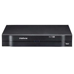 DVR 8CH Multi HD MHDX 1008 Digital e Analógico INTELBRAS