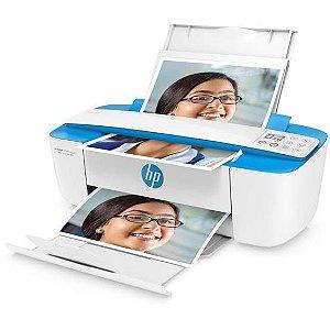 Multifuncional Deskjet Ink Advantage 3775 Jato de Tinta Colorida Azul HP