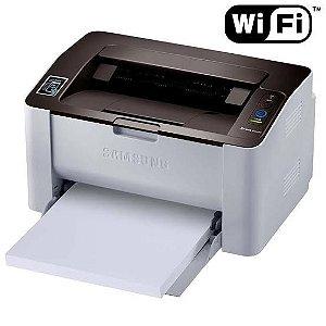 Impressora Laser Monocromática Wi-Fi M2020W 110v SAMSUNG