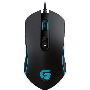 Mouse Gamer RGB 4800dpi 7 Botões M7 PRO Fortrek