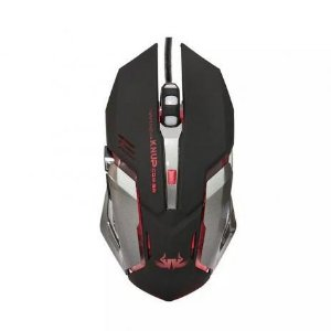 Mouse Gamer LED 2400dpi 6 Botões KN-V19 Knup