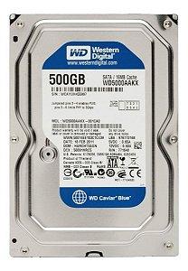Hard Disk 500GB WD5000AAKX SATA III 7200rpm Western Digital