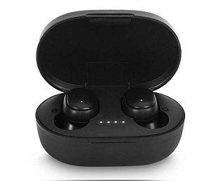 Fone de Ouvido Bluetooth 5.0 TWS A6S