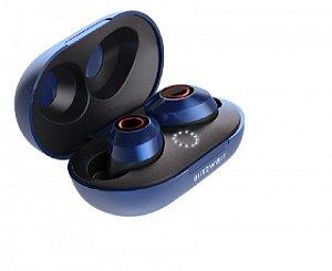 Fone de Ouvido Bluetooth Azul 5.0 BlitzWolf BW-FYE5 SONY