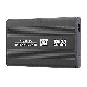 """Case Externo para HD 2.5"""" USB 3.0 ET-H2531"""