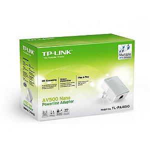 Extensor Powerline 500Mbps TL-PA4010 TP-LINK