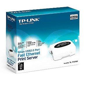 Servidor de Impressão USB Print-Server TL-PS110U TP-Link