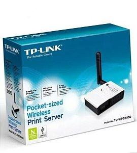 Servidor de Impressão USB TL-WPS510U TP-Link