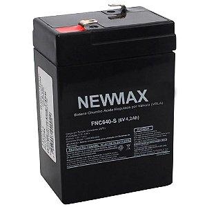 Bateria Selada 6V 4.2Ah FNC640-S NEWMAX