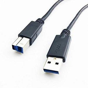 Cabo USB 3.0 1.5M Tipo A x Tipo B Original DELL