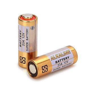 Bateria Alcalina 23A 12V Para Controle Remoto