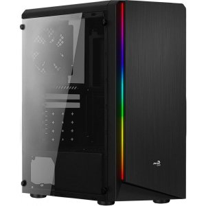 Gabinete Gamer Mid Tower Aerocool Rift RGB