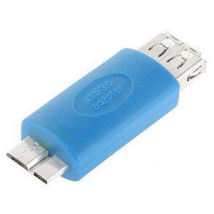 Adaptador OTG Micro USB BM x USB 3.0