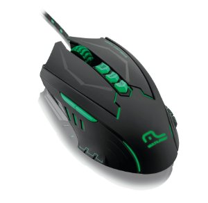 Mouse Gamer Metal WAR 2500dpi Multilaser