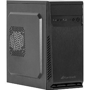Gabinete ATX Mini Tower Preto SC501BK Fortrek