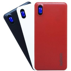 Carregador Portátil Power Bank 1000mAh PB-M81SLIM Exbom