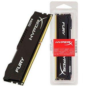 Memoria HyperX Fury DDR4 8GB 3200Mhz HX424C15FB2/8