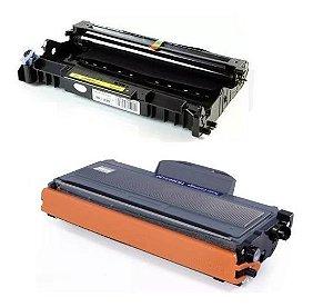 KIT Cilindro Compatível com Brother TN360 TN330 DR360 DR330 DCP-7030 7040