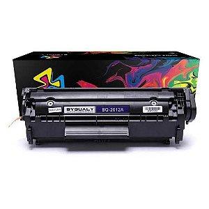 Toner Compatível com HP 2612A ByQualy