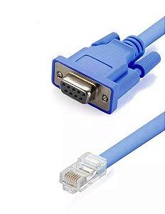Cabo Console G16 HP/Cisco DB9 x RJ45