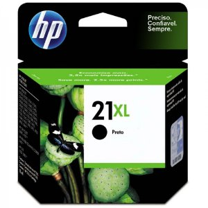 Cartucho Original HP 21XL Preto 16ml C9351CB