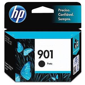 Cartucho Original HP 901 Preto 4,5ml CC653AB
