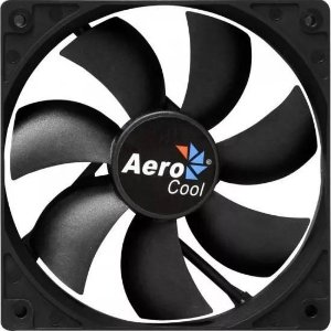 Cooler Fan Preto 12MM Dark Force 1200RPM Aerocool