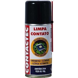Spray Limpa Contato Contactec 210ml Implastec