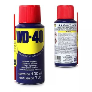 Lubrificante Spray WD-40 100ML