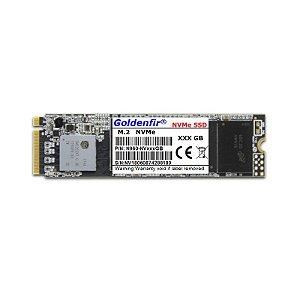 SSD 512GB M.2 NVME 2280 Leitura 2GB/s Goldenfir