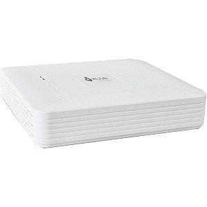 DVR 4CH DVR Stand Alone 4 Canais Híbrido AL-HVR4104 Branco ALIVE Analógico 960H AHDL IP