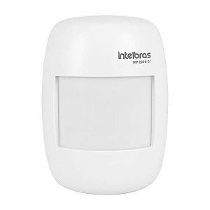 Sensor Alarme Passivo Infra Vermelho Sem Fio 100M Intelbras IVP2000SF
